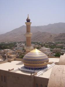 Nizwa, Oman, July 2005